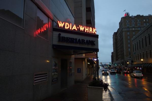 アメリカではじめてのスタッフ全員が黒人のラジオ局、WDIA。ルーファス・トーマスはもともとここのDJでした