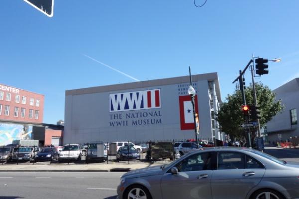 この建物のほかにパビリオンが4つ5つあったように見えました