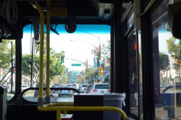 ほんとにバスたくさん乗りました