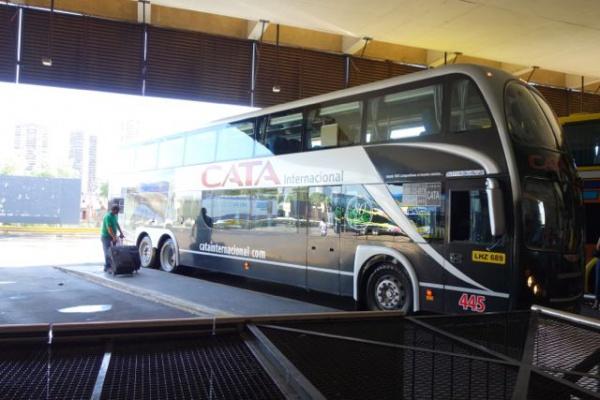 乗ったバスがこちら。